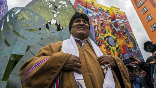 How Evo Morales Made Bolivia A Better Place. Before He Was Forced To Flee