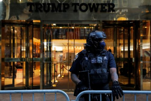 NYPD plans to start scaling back Trump Tower presence after Inauguration Day