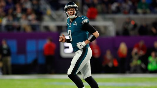 Nick Foles injury update: Eagles QB will return to practice Sunday