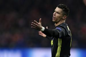 Ronaldo held scoreless in Madrid as Atletico beats Juventus