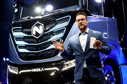 Nikola admits founder Trevor Milton made 'inaccurate' claims