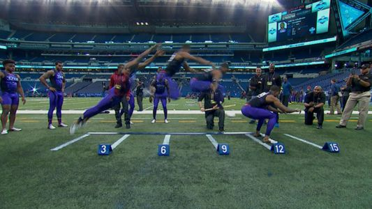 NFL Combine records: Top 40 times, bench press reps, more