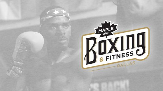 Dallas's Maple Avenue Boxing Gym is a microcosm of America's reality