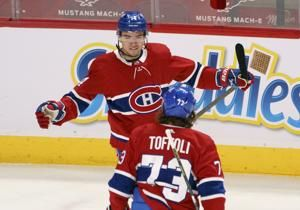 Canadiens cool off Maple Leafs with 4-2 victory
