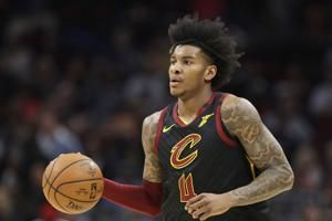 AP source: Cavaliers trading Porter to Rockets for pick