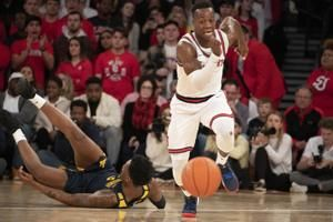 Dunn's free throws give St. John's 70-68 over West Virginia