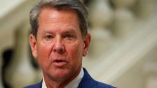 Georgia Gov. Brian Kemp Drops Lawsuit Against Atlanta's Mask Order