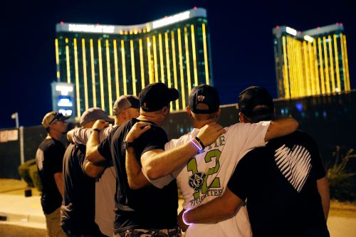 Las Vegas shooting victims set to receive combined $800M settlement