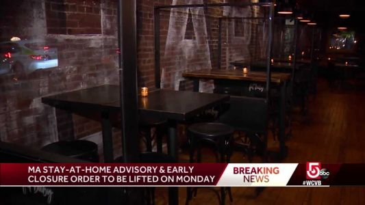 State easing restrictions on restaurants, some businesses