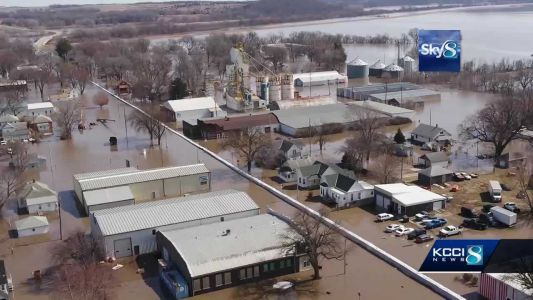 Gov. Reynolds to share update on Iowa's devastating floods