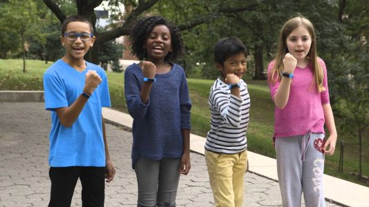Start your kids on the path to life-long fitness with these Fitbit trackers