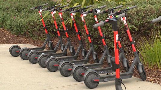 New electric scooters launched at CSUMB