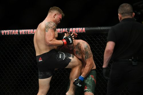 Chase Sherman left fire department to go all in on second UFC run: 'There's no regrets'