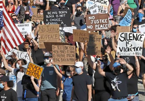 Ruth Ann Dailey: Scenes from a local protest