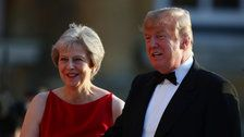 Trump Warns 'Soft Brexit' Plan Might Kill Any U.S.-British Trade Deal