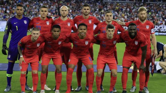 Projecting the USMNT lineup versus Mexico