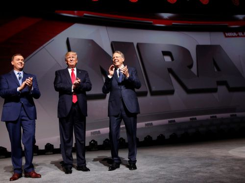 The NRA has filed for bankruptcy after years of financial troubles