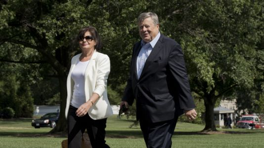 First Lady's Parents Become U.S. Citizens Thanks To 'Chain Migration'