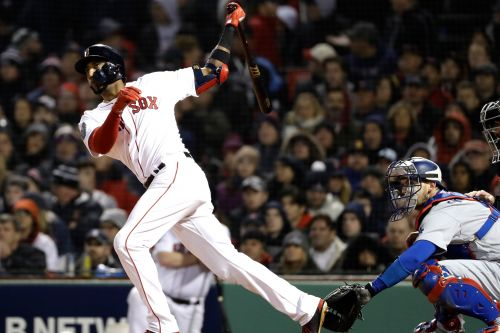 Eduardo Nunez's HR propels Red Sox to Game 1 win over Dodgers