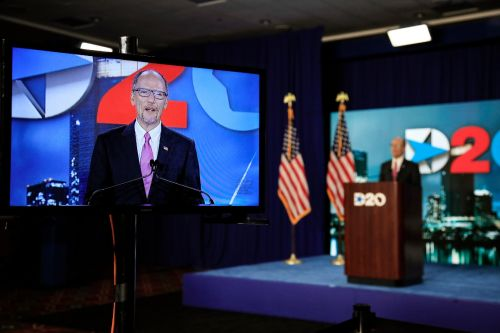 Former DNC head Perez 'taking a look at' Maryland governor bid