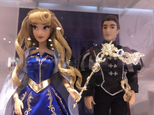 Disney is selling 3 sets of gorgeous designer Princess and Prince dolls and they're already being sold for more than triple online