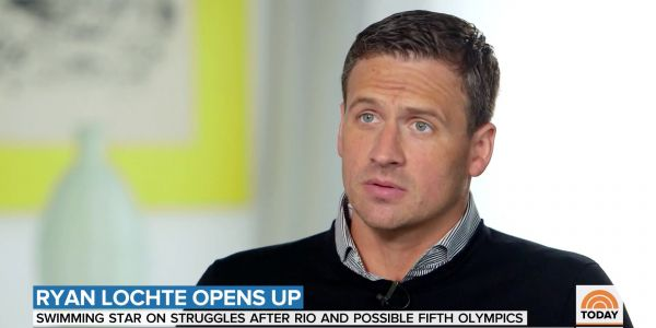 Ryan Lochte says he would often wake up crying after the Rio Olympics scandal as he attempts to make a comeback for the Tokyo Games this summer