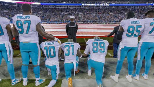 Penalties for kneeling? NFL owners reportedly discuss National Anthem rules