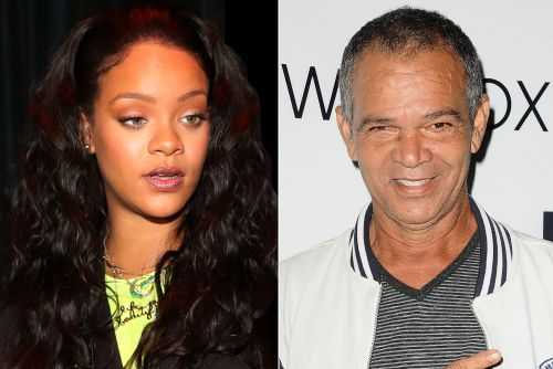 Rihanna is suing her father for exploiting Fenty name