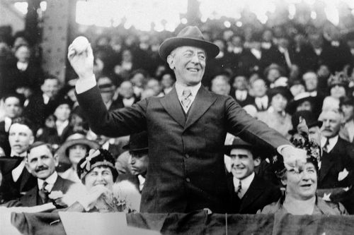What Trump Can Learn From Woodrow Wilson