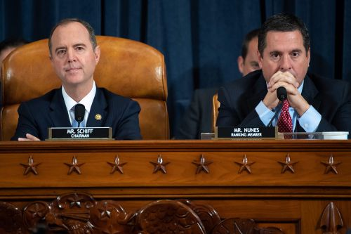 Adam Schiff is wasting the nation's time with impeachment hearings