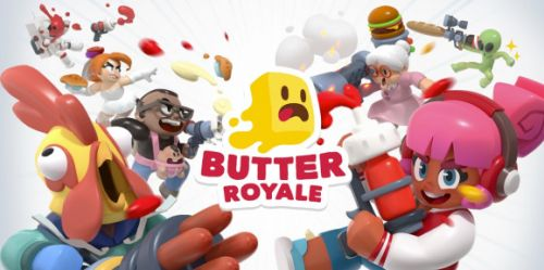 Mighty Bear releases Butter Royale food-fight multiplayer game for Apple Arcade