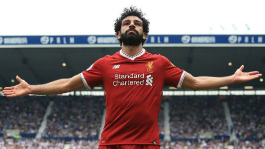 Super Salah sees off De Bruyne to scoop PFA Player of the Year prize