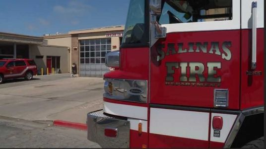 2 businesses damaged by overnight fire in Salinas