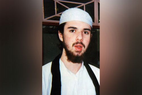 'American Taliban' to be freed from federal prison this week