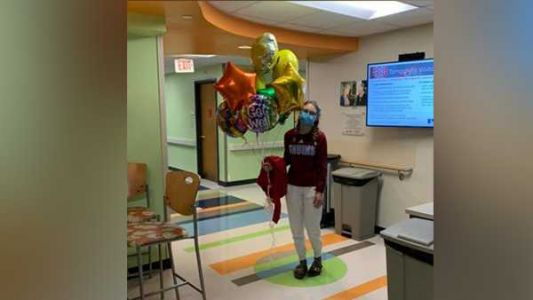 Ballard High School student fighting complications from COVID-19 released from hospital