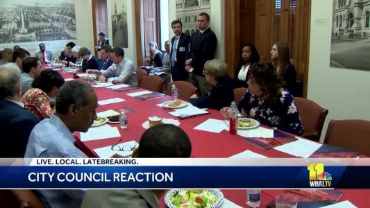 City Council members weigh in on mayor's book deal with UMMS