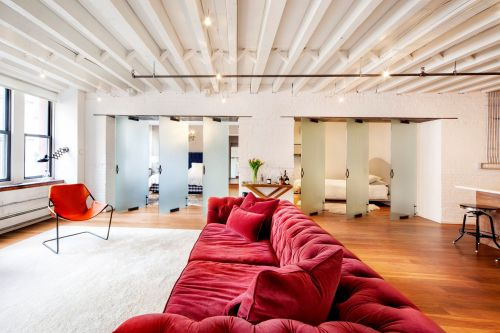 Richemont exec selling Tribeca loft he bought for daughter