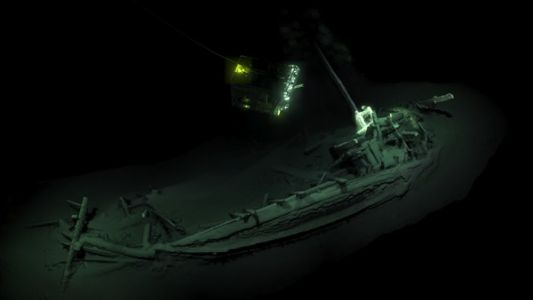 'Oldest Intact Shipwreck Known To Mankind' Found In Depths Of Black Sea