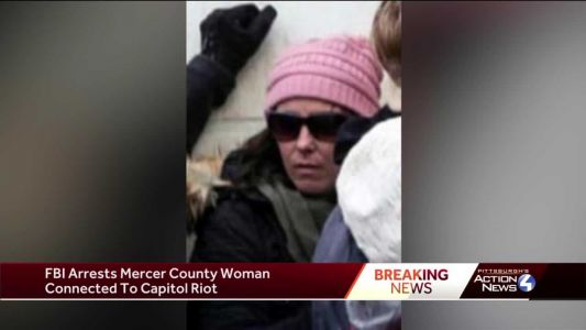 Feds arrest, charge woman in pink hat during Capitol attack