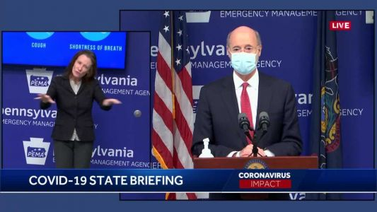 Pa. announces new COVID-19 mitigation efforts, including new limits on gatherings, stay-at-home advisory