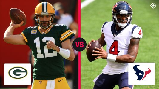 Packers vs. Texans coverage map: Where can NFL fans watch the Week 7 game on TV?