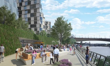 First Steps Taken In Massive Makeover For St. Paul's Riverfront
