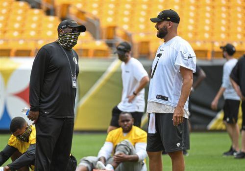 Mike Tomlin on Ben Roethlisberger's cap hit: 'Cost of doing business'