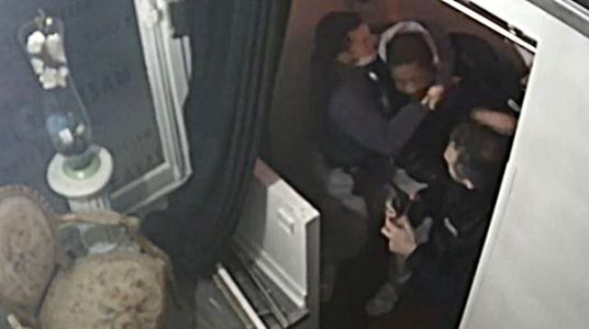 French Police Officers In Custody After Video Emerges Of Brutal Beating Of Black Man