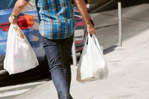New York's plastic bag ban will have a lenient start