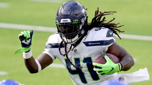 Is Alex Collins playing on Monday night? Fantasy injury update for Saints-Seahawks Week 7 Monday Night Football