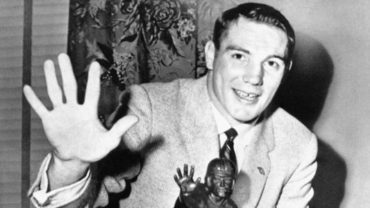 Ohio State legend, Heisman winner Howard 'Hopalong' Cassady dies at 85