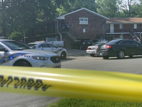 Victim in critical condition following Louisville's sixth shooting in less than 24 hours