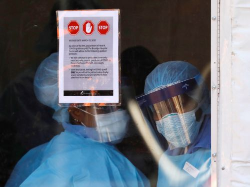 A top New York surgeon's coronavirus dispatches reveal sacrifice and resolve at the epicenter of the pandemic