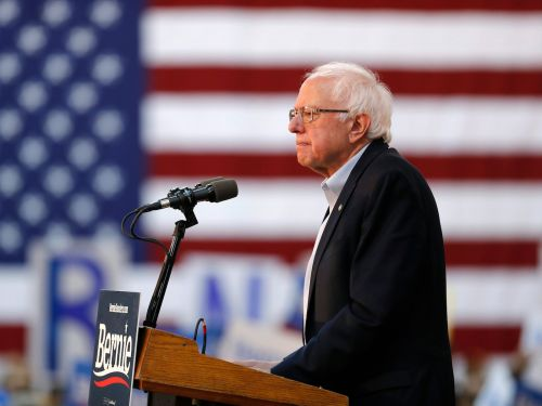 Bernie Sanders revisits his vote against the Iraq War, which started 16 years ago today, and says much of what he feared came true